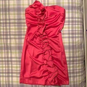 Junior's Fuchsia Pink Size 5 Dress
